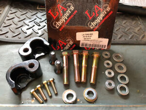 Lowering Kit for Harley Touring Motorcycles - LA Choppers