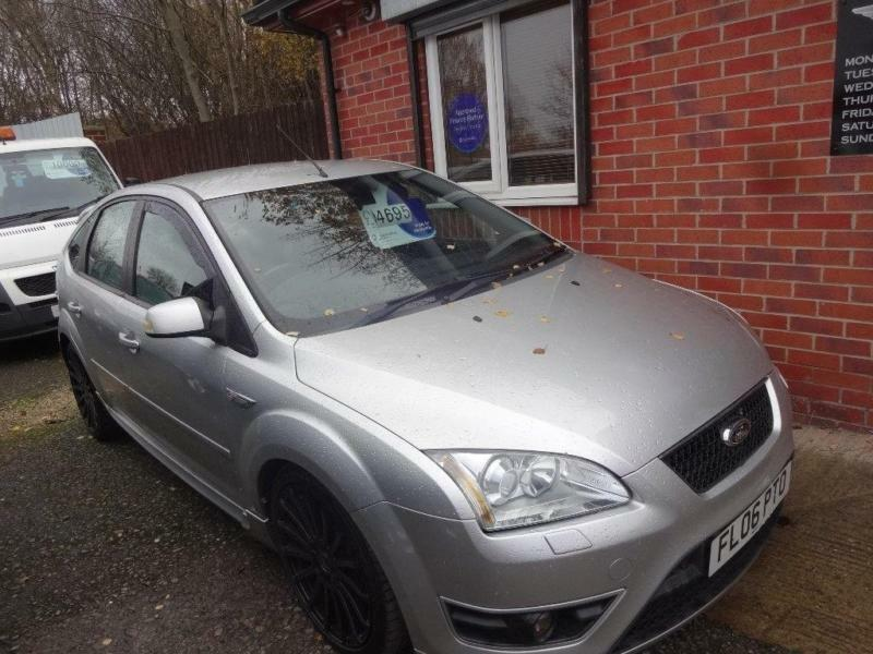 2006 Ford Focus 2.5 SIV ST-3 5dr