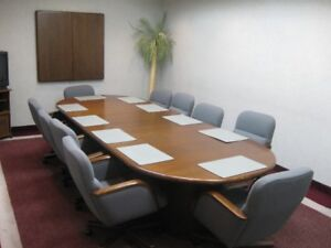 PRIVATE OFFICE OR MEETING ROOMS - Steps to Scarborough Town Ctr.