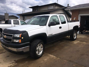 2006 Chevy 2500hd
