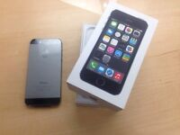 Iphone 5s 64 gb noir