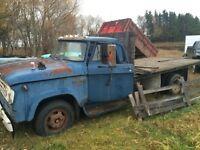 Fargo dump truck