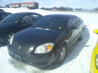 2006 Pontiac G5 Low KM!! 100% Approval!