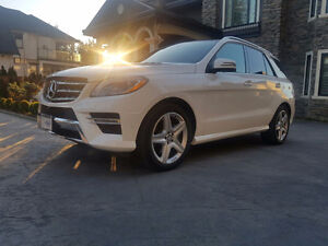 2014 Mercedes-Benz ML350 BlueTec 4MATIC Fully Loaded