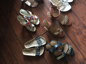 Sandals for sale 7.5, 8, 8.5