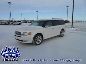 2012 Ford Flex Limited   Leather - 6 passenger