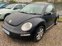 2006 Volkswagen Beetle 1.9 TDi 3dr HATCHBACK Diesel Manual