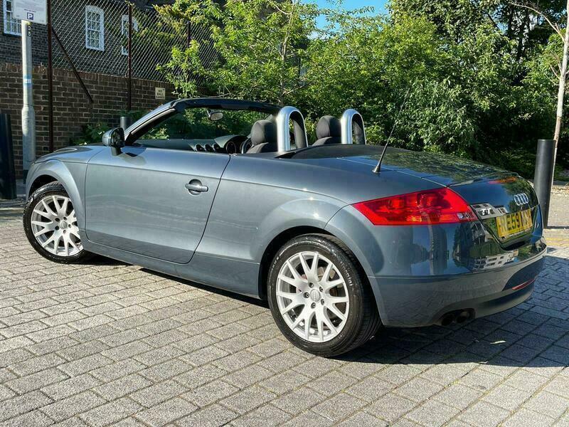 2009 Audi TT TFSI CONVERTIBLE Petrol Manual