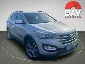 image for 2014 Hyundai Santa Fe 2.2 CRDi Premium - New MOT - Only 53000 Miles