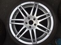 Audi S Line Style 18 Inch Alloy