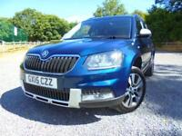 Skoda Yeti Outdoor Laurin And Klement 2.0 TDi DSG - Automatic Auto Diesel