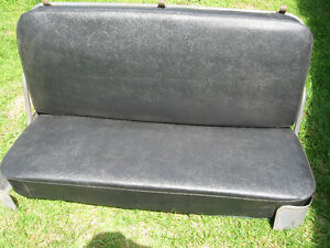1947 to 1954 Chevrolet/GMC newly upholstered pickup seat