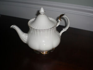 Royal Albert China Teapot