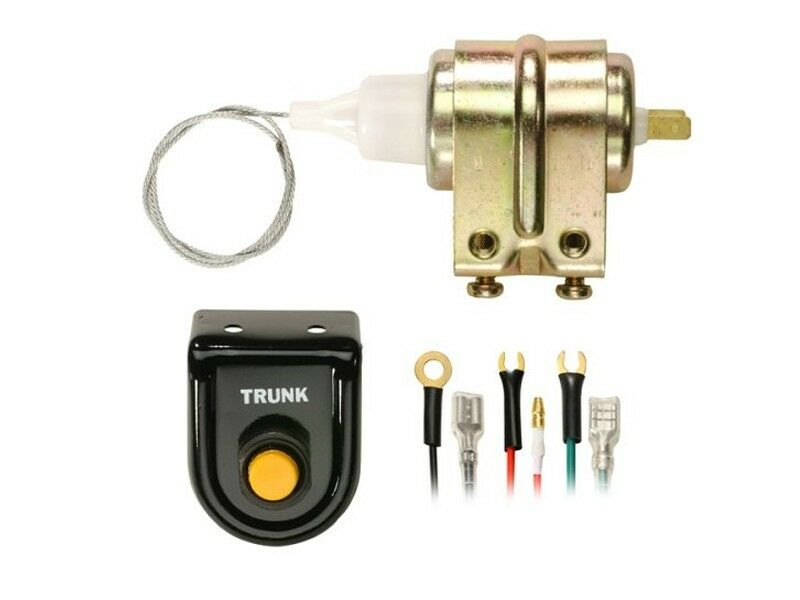 New DIRECTED 522T DEI Electronic Trunk/Hatchback Release Solenoid Kit
