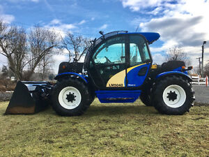 NEW HOLLAND LM5040 TELEHANDLER