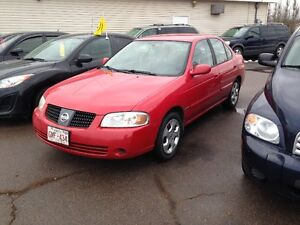 2005 NISSAN SENTRA AUTOMATIC FULLY LOADED