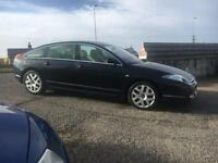2007 57 Citroen C6 Exclusive 2.7HDi auto (lounge pack, 1 owner)