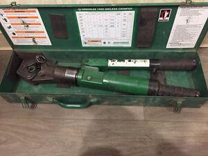 Greenlee Model 1990 Dieless Crimper