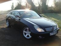 Mercedes-Benz CLS320 3.0CDi 7G-Tronic 320, 76k. f.s.h. comand system, phone prep