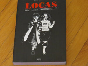 . HERNANDEZ	--  *  LOCAS VOL.1 -LOVE AND ROCKETS""