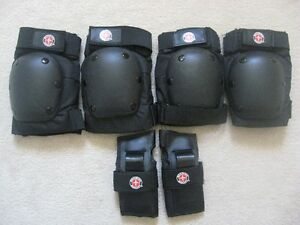 Schwinn Youth Multisport 1 Elbow and 2 Knee Pads Set