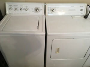 Selection of Washers & Dryers  w/warranty/delivery available
