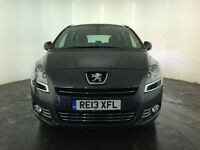 2013 PEUGEOT 5008 ALLURE HDI 7 SEATER 1 OWNER SERVICE HISTORY FINANCE PX