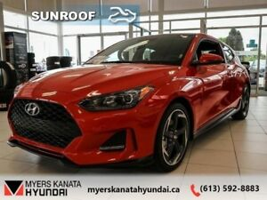 2019 Hyundai Veloster Turbo Auto  - $169.82 B/W