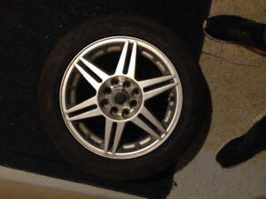 15 inch rims 4 and 5 bolt pattern