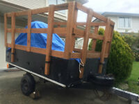 REDUCED.....Good Utility Trailer For Sale...GREAT DEAL