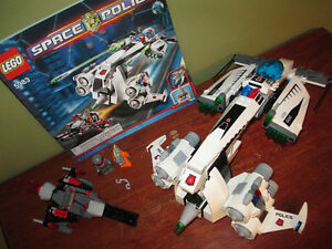 LEGO SPACE POLICE VAISSEAU 5983