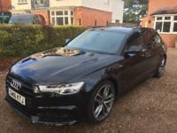 2016 AUDI A6 2.0 TDI Ultra Black Edition 5dr S Tronic
