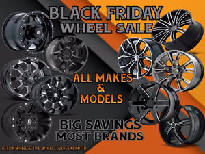 BLACK FRIDAY HUGE WHEEL SALE NOV-19 TO DEC 2