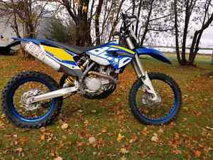 2013 husaberg fe 501 only 24 hours ride time since new