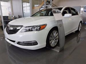 Acura RLX Technology Package 2016