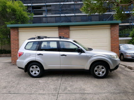 SUBARU FORESTER Jannali Sutherland Area Preview