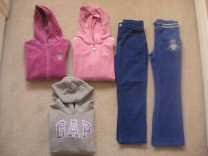 Girl's Clothing Lot Size 5T (5 Items)