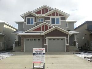 Beautiful duplex recently built!