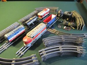 Louis Marx Electric Train Set - 1950's