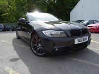 BMW 320D SPORT PLUS 4DR+SAT NAV WITH DVD PLAYER+NO DEPOSIT FINANCE AVAILABLE