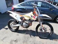 KTM 350 EXC-F SIX DAYS 2016 66-REG 61 HOURS