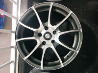 "MAGS BAD BOY SONNY USAGÉ 17"" 5X114.3"