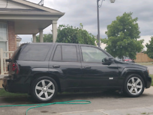 F:S 2007 Trailblazer SS LS2 Black on black low km
