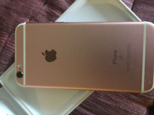 IPhone 6 s rose gold
