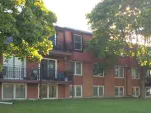 Newly Upgraded Two Bedroom Apt Avail IMMEDIATELY $975+Hydro