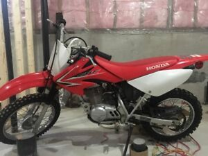 2009 Honda CRF 80  For Sale