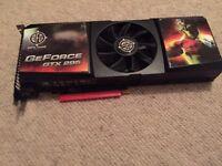 NVIDIA GeForce GTX295 Graphics Card
