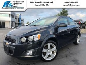 2015 Chevrolet Sonic LT  REARCAM,HEATED SEATS,BLUETOOTH