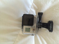 GoPro Hero 3+ in Brand New Condition