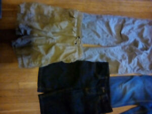 Boys size 6 jeans and shorts